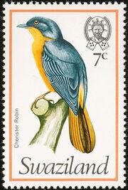 Swaziland 1976 Birds g
