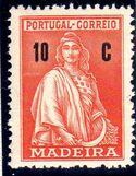 Madeira 1929 Ceres (London Issue) e