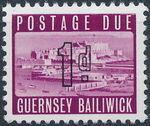 Guernsey 1969 Castle Cornet and St. Peter Port a