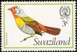 Swaziland 1976 Birds c