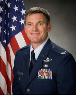 "Colonel Richard ""Rags"" Ragaller"