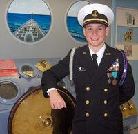 NJROTC uniform