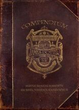 James Potter Compendium (Full Cover) -Vol