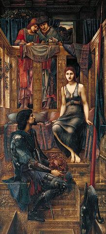 File:300px-Edward Burne-Jones - King Cophetua and the Beggar Maid - Google Art Project.jpg