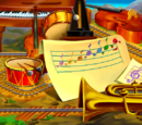Musical Notes Land