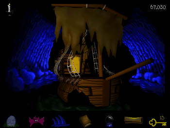 Image of Pirate Ship.