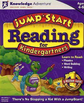 Reading for Kindergartners
