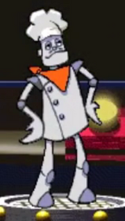 Chef Boy-Robot