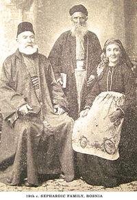 SephardiFamilyBosnia
