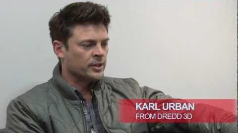 Karl Urban Talks To Zoo About Dredd 3D, Broken Bones and The Sexy Olivia Thirlby