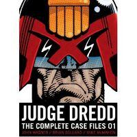 Judge Dredd Case Files 01