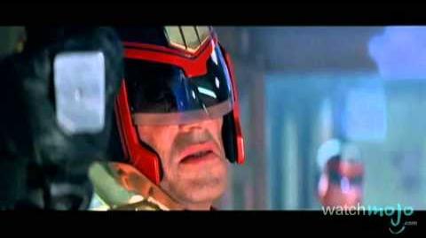 Superhero Origins Judge Dredd