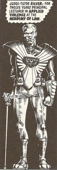 Judge Tutor Silver