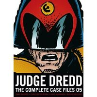 Judge Dredd Case Files 05