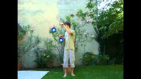 Time to pretend - juggling vidéo 1