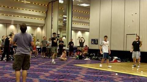 7 Ball Endurance at IJA 2010