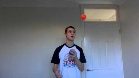 3 ball half shower tutorial
