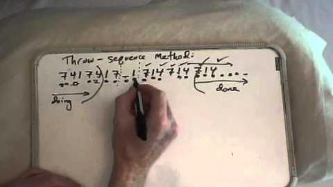 """Best Way """"Throw Sequence"""" Brute Force Siteswap Transition Generator 1 Boppo's Whiteboard"""