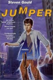 Jumper book cover