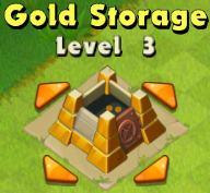 Gold Storage Lvl 3