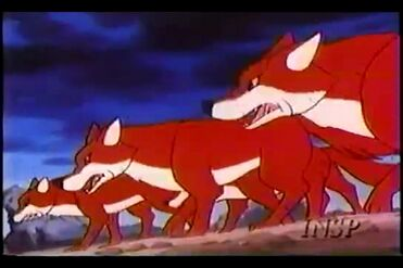 Red Dogs (Jungle Book Shōnen Mowgli)