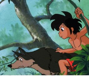Jungle Book Shōnen Mowgli Promo Shot