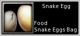 Snake Egg quick short