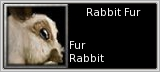 Rabbit Fur quick short