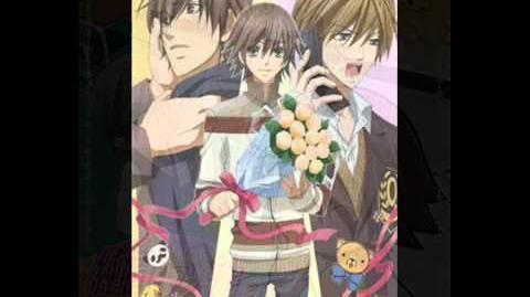 Track 09 - Kawari Enu, Hito (Junjou Romantica OST vol