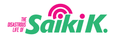 Saiki Kusuo Wiki-wordmark