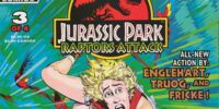 Jurassic Park: Raptors Attack III