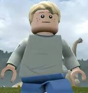 Lego Jurassic World Video Game Charlie Degler