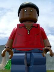 Lego Jurassic World Video Game Kelly Malcolm
