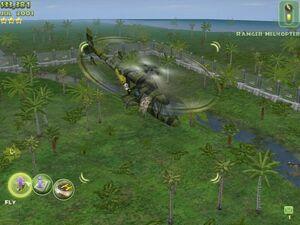 Ranger helicopter