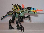 Stegosaurus Large, armored herbivore