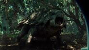 Anklyosaur roar