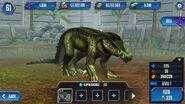 Kaprosuchus Rules