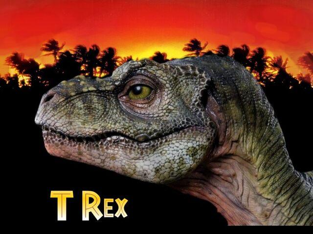 File:Baby T Rex by DsKoRn.jpg