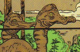 Archivo:CorythosaurToppsComix.jpg