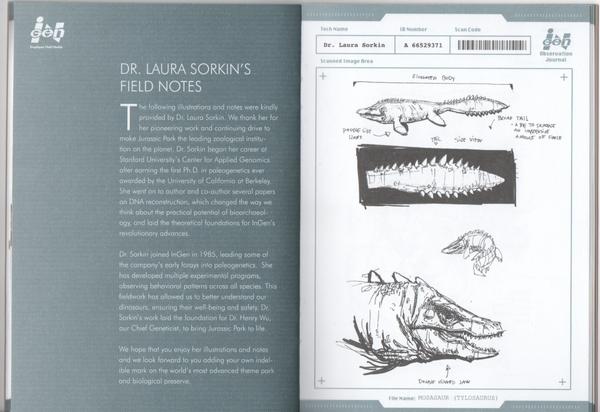 InGen Field Guide 3.1