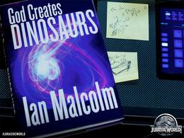Ian Malcomn's Book