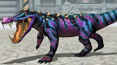 Kaprosuchus-maxed-battle