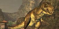 Dinosaur DNA