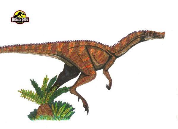 File:Jurassic Park Proceratosaurus by hellraptor.jpg
