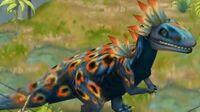 Jurassic Park Builder Yutyrannus