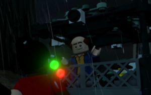 Lego high hide