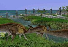 JPOG parasaurolophus