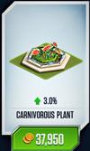 Carnivorous Plant Card