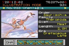 023 - unenlagia