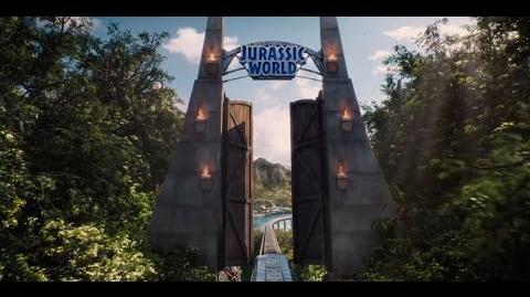 Jurassic World Trailer 2-Leaked footage